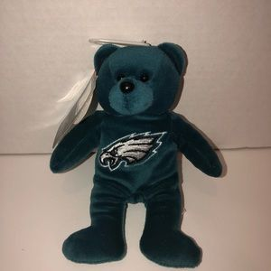 Other - NFL Forever Collectibles eagles bear